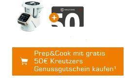 Krups HP5031 Prep & Cook   Multifunktions Küchenmaschine für eff. 399€ statt 499€