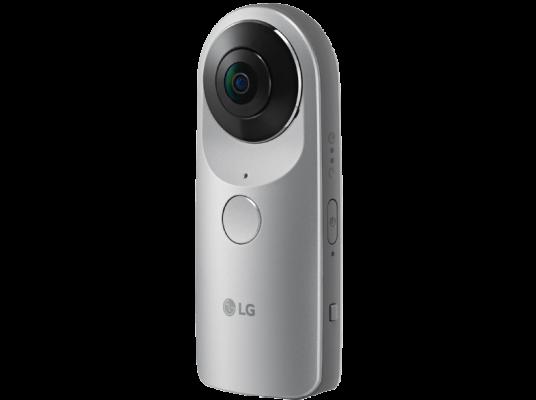 Vorbei! LG Friends 360 Cam   360 Grad Kamera für 99€ (statt 148€)