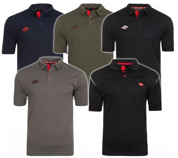 Lee Cooper Performance Workwear Herren Polos L XL für je 7,99€