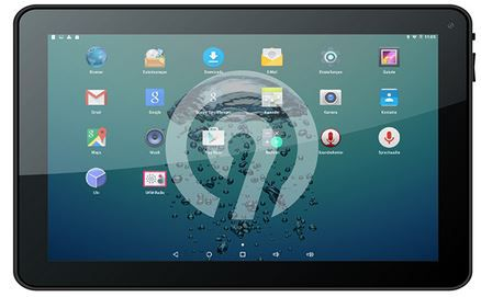 NINETEC Inspire 10 G2   10 Zoll IPS Android Tablet für 99,99€