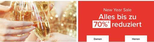 New Year 2017 Sale dress for less   NEW YEAR Sale bis zu 70% Rabatt    z.B. Pepe Jeans Sweatjacke für 49,95€