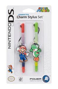 Nintendo 3DS - Mario Stylus Set