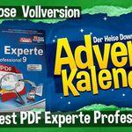 Nur heute: PDF Experte 9 Professional kostenlos