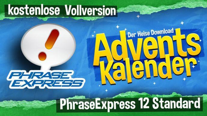 PhraseExpress 12 Standard kostenlos