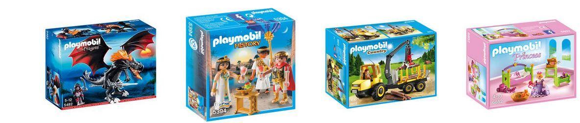 Playmobil Aktion Läuft noch! Galeria Kaufhof Christmas Week: 20% Rabatt auf Düfte, Gin, Vodka und Playmobil