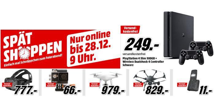 New Nintendo 3DS XL Animal Crossing für 167€ im Media Markt: Spät Shoppen