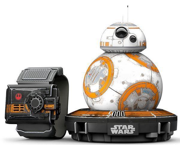Sphero BB 8 Special Edition + Force Band Spielzeugroboter für 55,90€ (statt 66€)