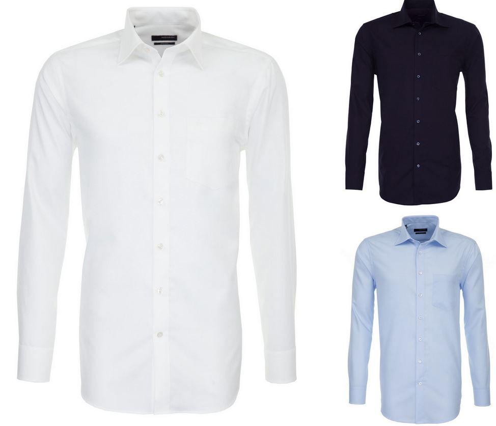 Seidenticker Splendesto   Herrenhemd mit Kentgragen für 34,99€