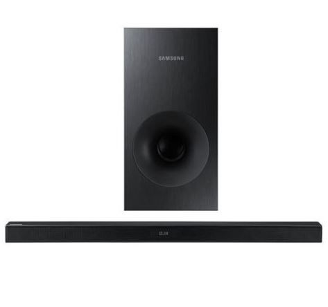 Samsung HW K430 2.1 Soundbar mit kabellosem Subwoofer für 144€