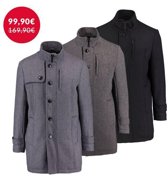 Selected Homme   Herren Wollmantel für 99,90€