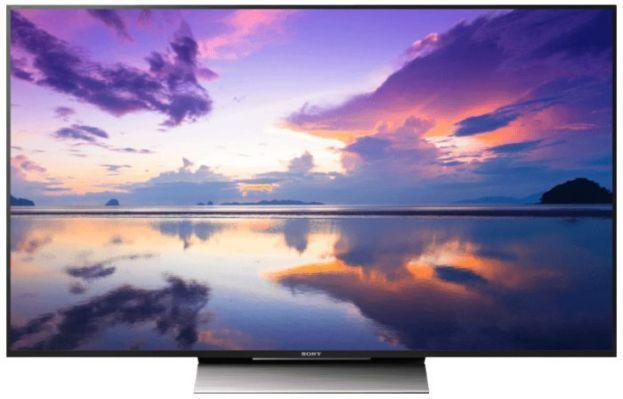 Sony KD55XD8005 (55 UHD, HDR, 400 Hz) für nur 899€ statt 995€