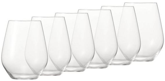 Spiegelau Authentis Casual   6teiliges Tumbler Kristallglas Set ab 9,98€