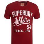 Superdry – Herren T-Shirts neue Modelle für je 14,95€