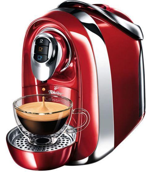 TCHIBO Cafissimo COMPACT Tchibo Cafissimo COMPACT Kaffee Kapselmaschine für 29€