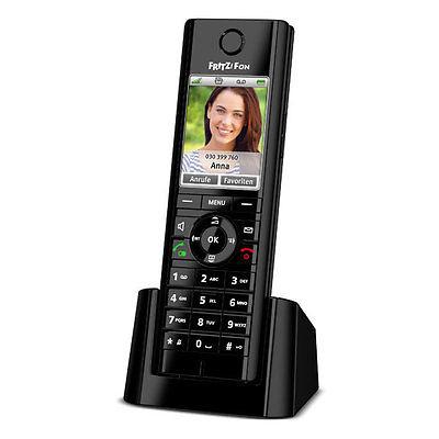 Unbenannt AVM FRITZ!Fon C5   VOIP DECT Telefon für 55,55€
