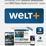 3 Monate WELTplus Gold-Paket (Wert 89,97€) kostenlos bei Newsletteranmeldung