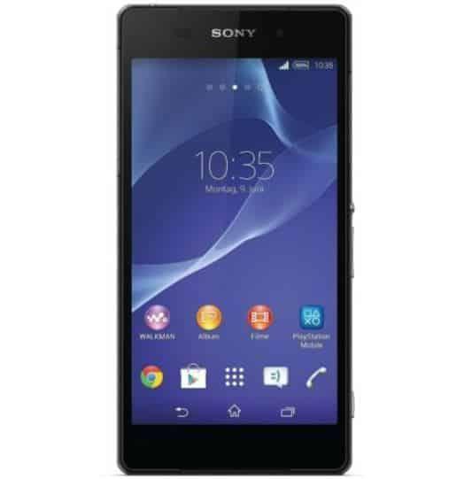 Sony Xperia Z2   5,2 Zoll FullHD 16GB Smartphone für 62,90€ (statt neu195€)