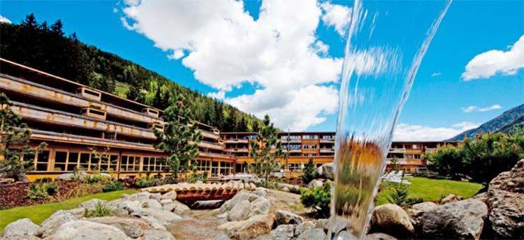 aerose te 2 ÜN in Südtirol in einem 5* Design Hotel inkl. HP & Spa ab 229€ p.P.