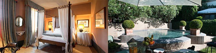 3 ÜN in der Toskana inkl. HP (mit Getränke!) & Jacuzzi Pool ab 249€ p.P.