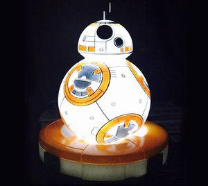 Leuchtender BB 8   LED Lampe im Star Wars Design ab 9,86€