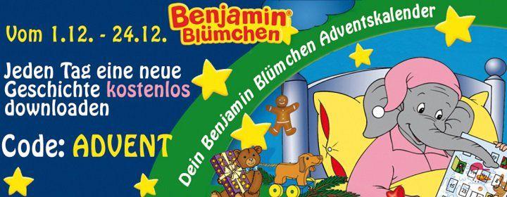 Gratis MP3 Download: Benjamin Blümchen Adventsgeschichten