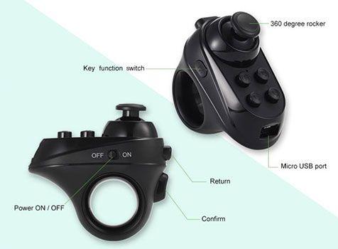 Bluetooth Controller für Handys & Tablets für 5,42€