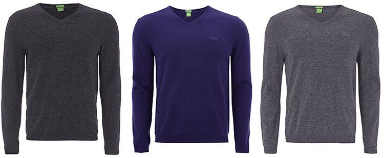 BOSS Green C Celino Pullover aus reiner Wolle für 43,99€ (statt 59€)