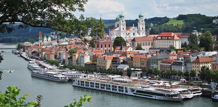 dcs tour t 11 tägige Donauschifffahrt ab Passau bis Belgrad inkl. VP, Fitness & Wellness ab 999€ p.P