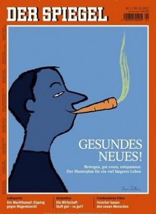 Der Spiegel   Jahresabo für 275,90€ + bis 155€ Gutschein