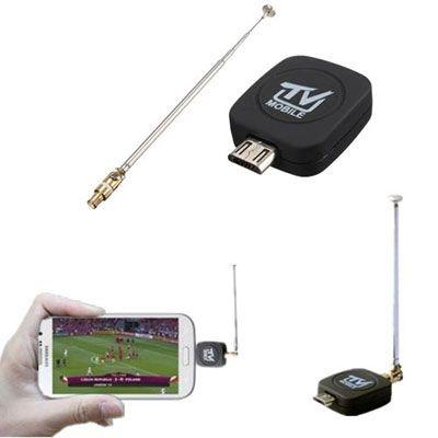 DVB T Micro USB Tuner für Handys & Tablets für 11,79€