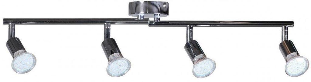 FineBuy Deckenlampe   4 LED Starahler für 19,95€