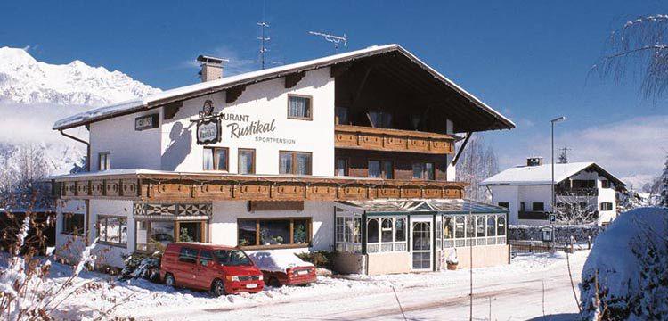 2 ÜN in Tirol inkl. HP, Skibus, Infrarotkabine & Hallenbad ab 139€ p.P.