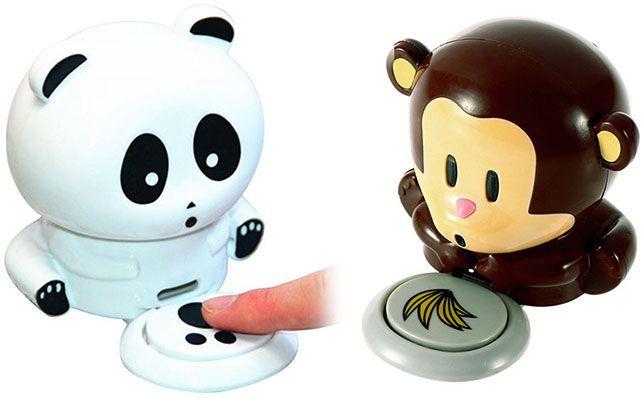 Nagellacktrockner Affe oder Panda ab 2,87€