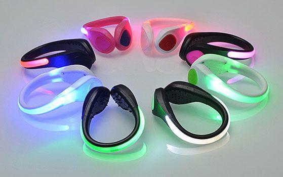 LED Clips für Schuhe für 0,09€