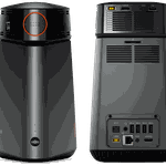 Lenovo IdeaCentre 610S-02ISH (90FC0014GE) – Desktop PC mit kabellosem Beamer und 4 x 2,8 GHz, 1000 GB HDD und Geforce GTX 750Ti für 699€ (statt 891€)