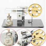 Heißluftmotor (Stirling-Motor) für 12,74€