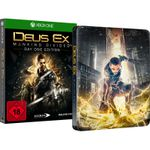 Deus Ex – Mankind Divided – Day-One Edition (PS4, Xbox One) für 16,99€