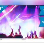 Philips 49PUS6561 – 49 Zoll 4k Fernseher mit 3-seitigem Ambilight für 679€ (statt 751€)