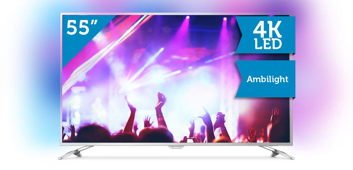 philips 55 4k led tv mit ambilight e1480845455611 Philips 55PUS6561/12   4K LED TV mit Ambilight für 858,90€ (statt 945€)