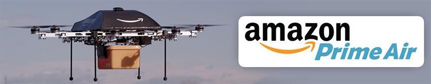 Amazon Prime Air   Schnelle Lieferung innerhalb 30 Minuten