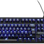 QPAD MK-70 Pro – kabelgebundene Gaming-Tastatur für 54,80€ (statt 68€)