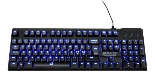 QPAD MK 70 Pro   kabelgebundene Gaming Tastatur für 54,80€ (statt 68€)