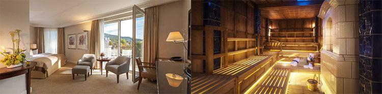 1 ÜN in Baden Baden im 5* Dorint Hotel inkl. Frühstück, Dinner & Spa ab 69€ p.P. + gratis Casino Eintritt (ab 21 Jahren)