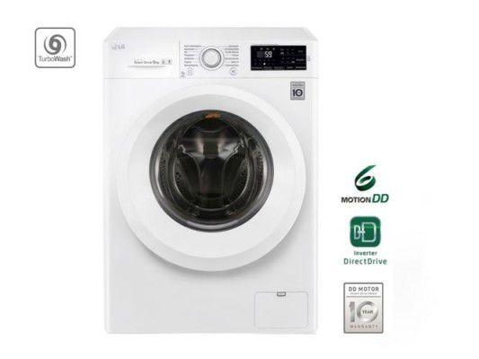 s l1600 e1480755912945 LG F14U2V9KG   Waschmaschine mit 1400 U/min (EEK: A+++) für 399€ (statt 499€)
