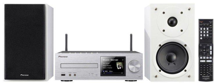 Pioneer X HM72 SW   Micro HiFi System für 269€ (statt 299€)