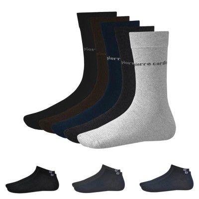 12 Paar Pierre Cardin Business oder Sneaker Socken für 9,99€