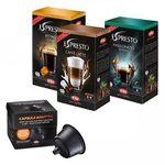 Geht wieder! Dolce Gusto – K-Fee Kaffee Kapsel Adapter Set mit 48 Kapseln für 12,99€