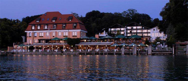 schloss berg teaser 2 ÜN direkt am Starnberger See inkl. Frühstück, Dinner & Wellness ab 89€ p.P.