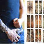 Tattooärmel mit verschiedenen Motiven für je 1,99€