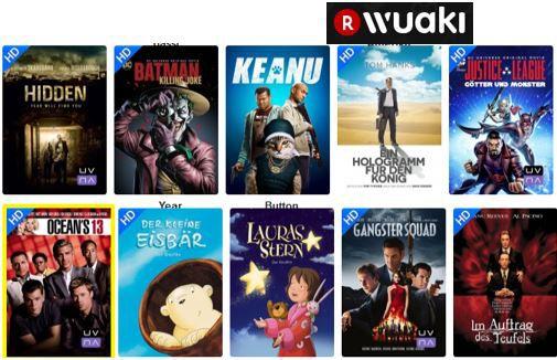 Wuaki TV: über 400 HD Filme dank Gutschein streamen für nur je 0,05€
